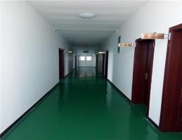 质检中心走廊